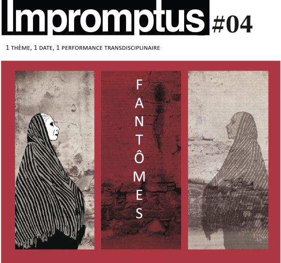 Les Impromptus 04 le 1 décembre 2012 au Café A